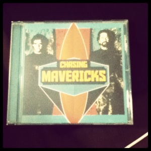 Chasing Mavericks OST Front View